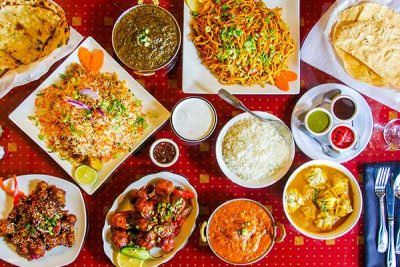 Indian Nepali food near Once Upon A Child Cary