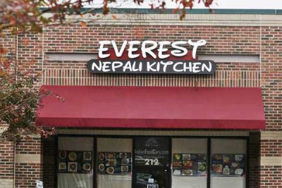 Unique Indian restaurant near The Big Easy Oven and Tap Cary